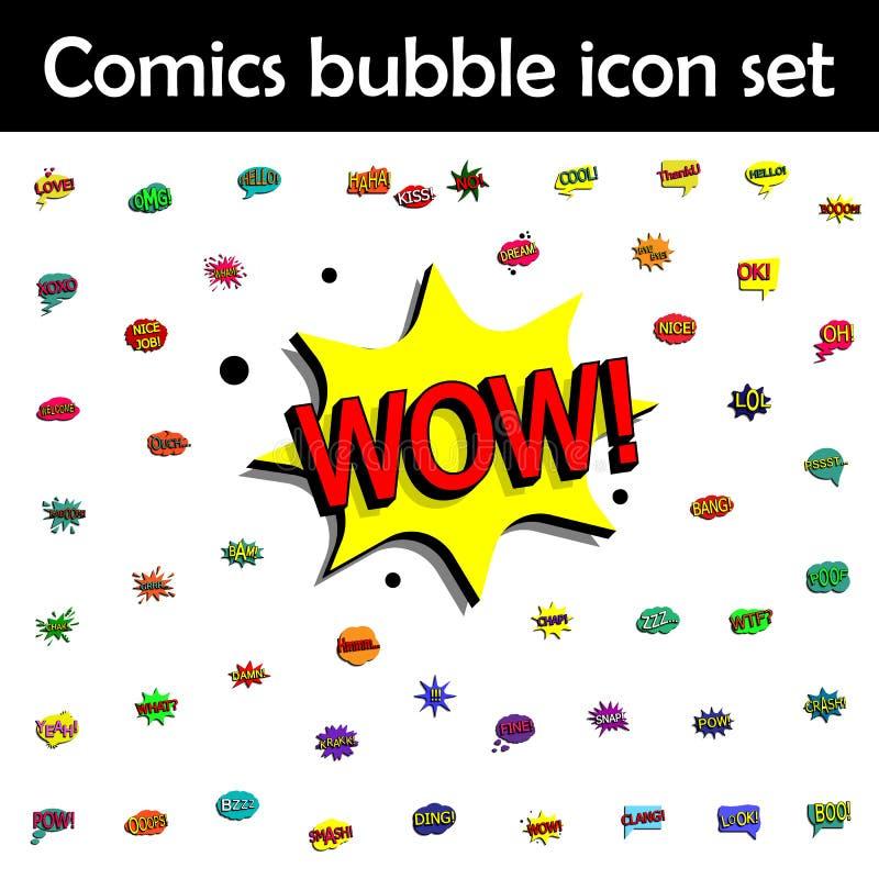 Wow Icon Stock Illustrations 7,268 Wow Icon Stock