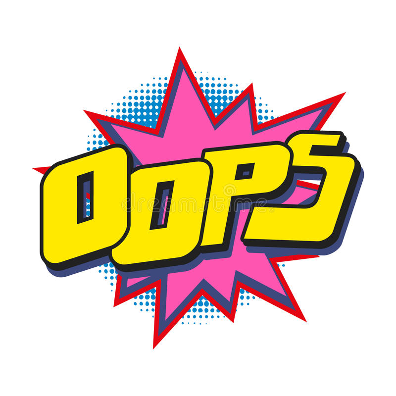 Oops sound effect free download