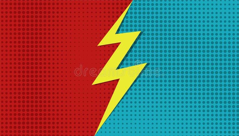 Comic Background Vs Stock Illustrations 988 Comic Background Vs Stock Illustrations Vectors Clipart Dreamstime