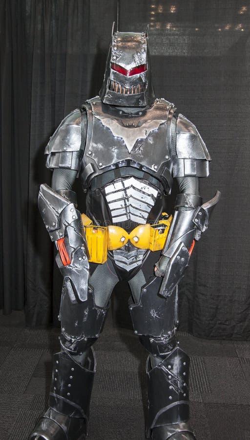 ComicCon 2014 zdjęcia royalty free