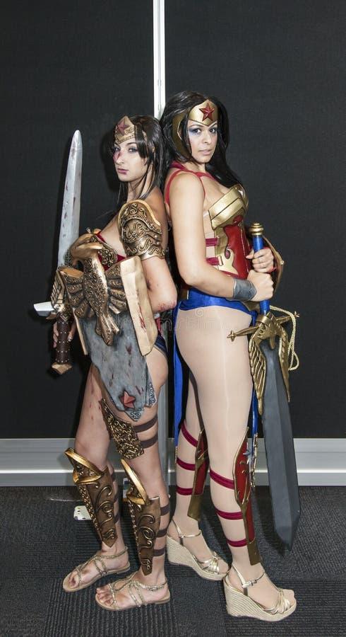 ComicCon 2014 fotos de stock