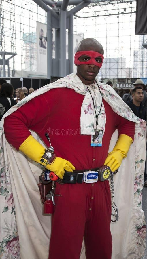 ComicCon 2014 fotografia royalty free