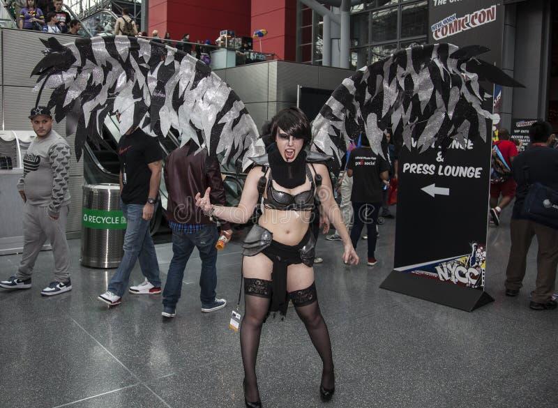 ComicCon 2014 foto de stock royalty free
