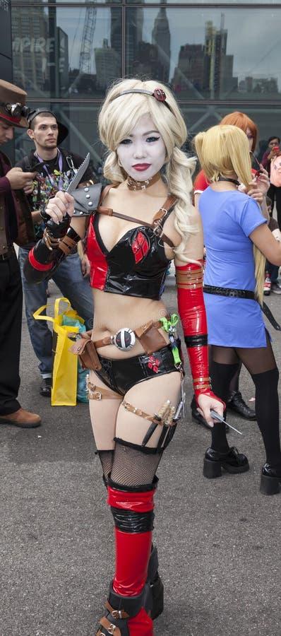 ComicCon 2015 photo stock