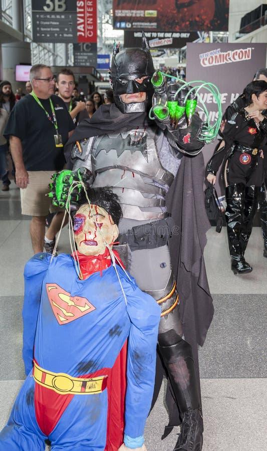 ComicCon 2015 photographie stock