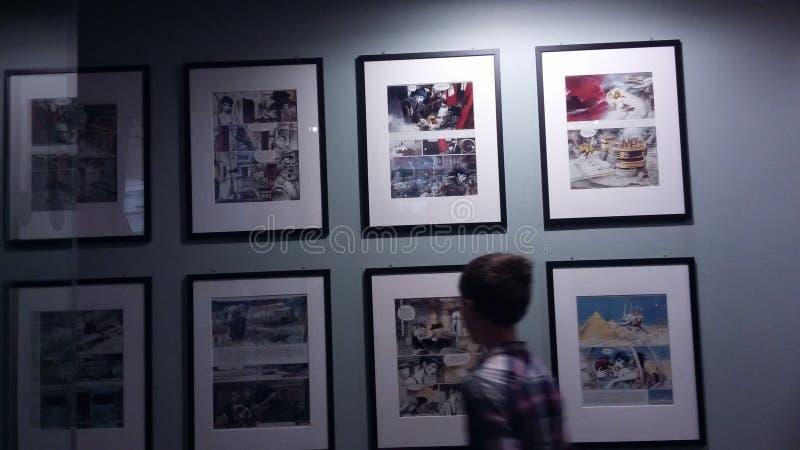 comics photo stock