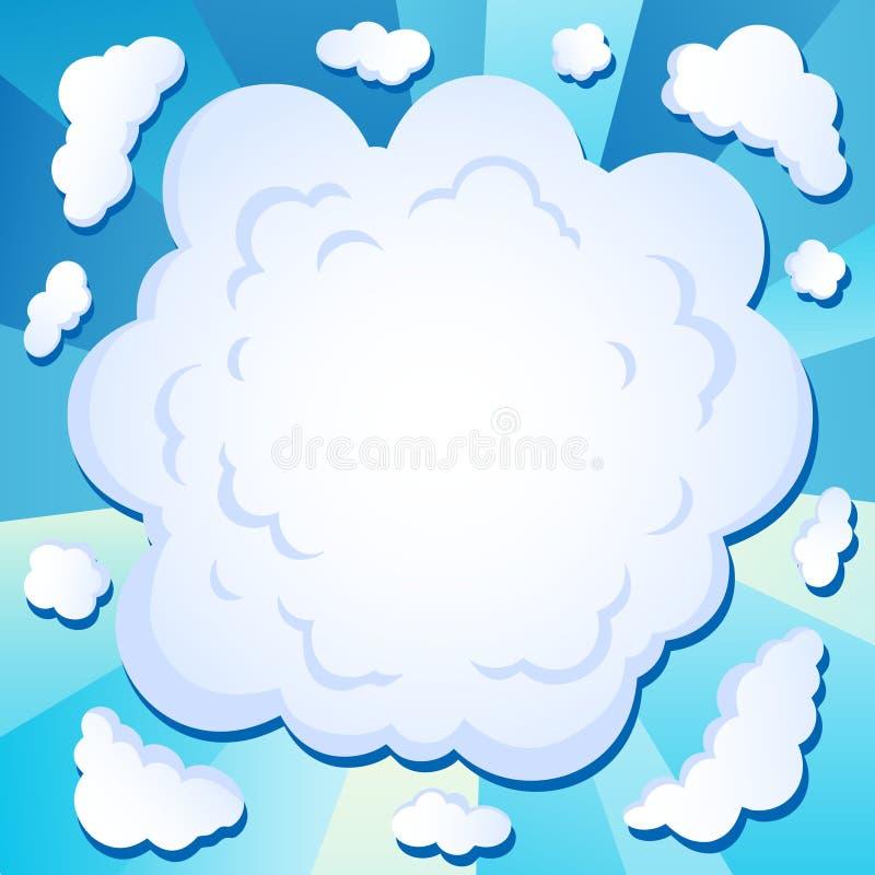 Comics cloud theme image 1