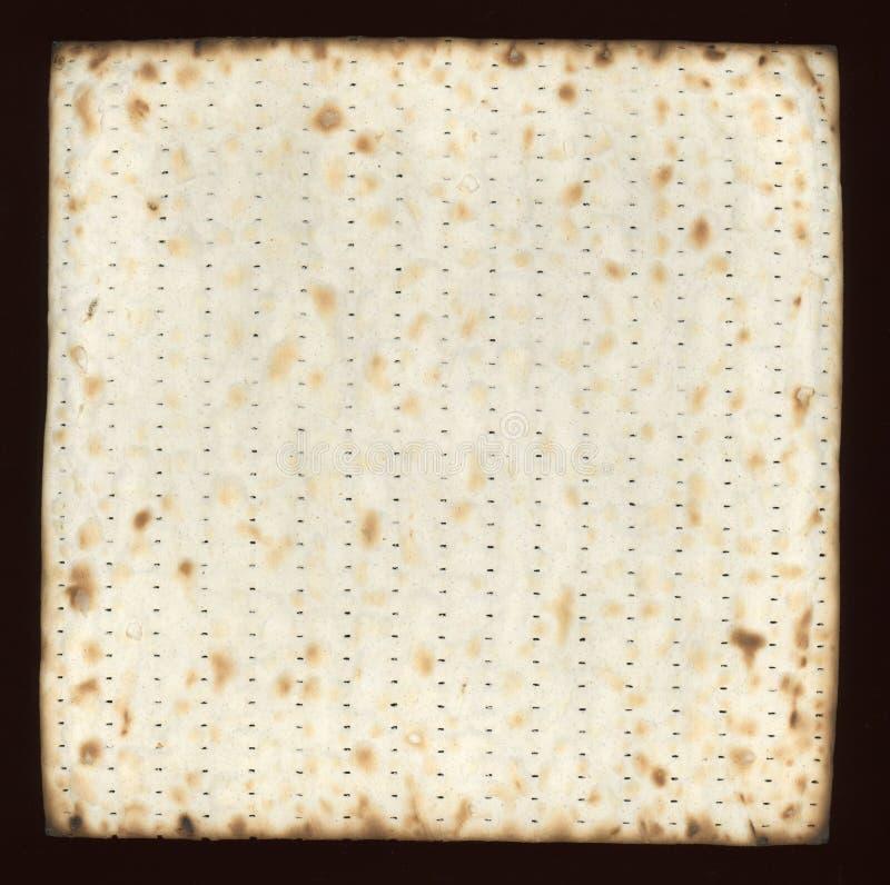 comida cocida del pan ácimo del matzah imagen de archivo libre de regalías