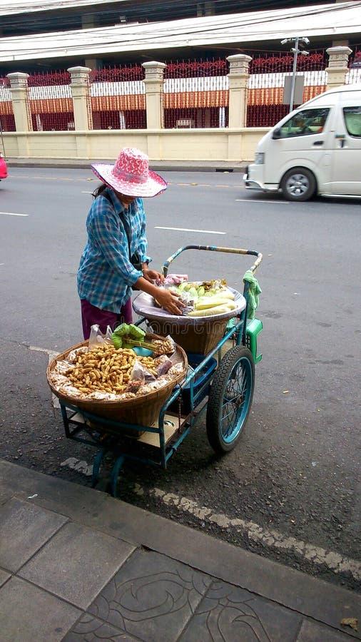 Comida de la calle fotografía de archivo libre de regalías