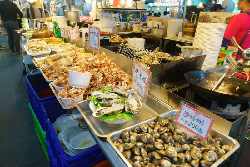 Comida de la calle de Taiwán fotos de archivo