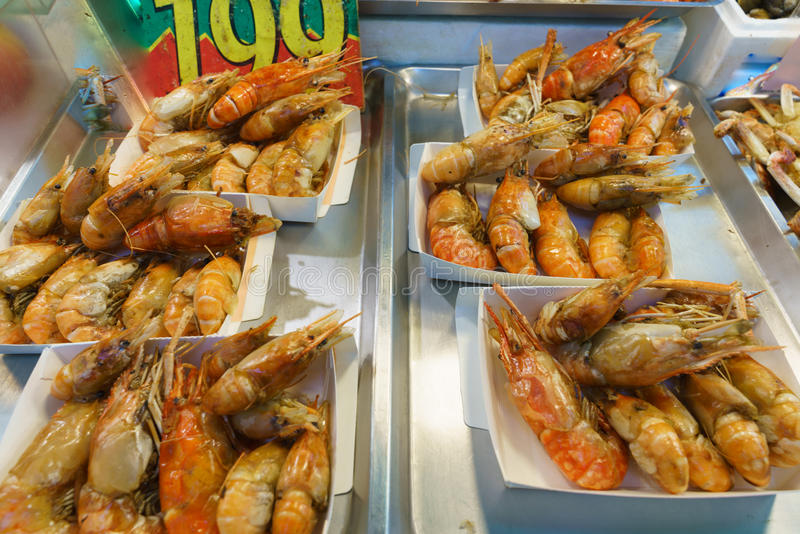 Comida de la calle de Taiwán imagen de archivo
