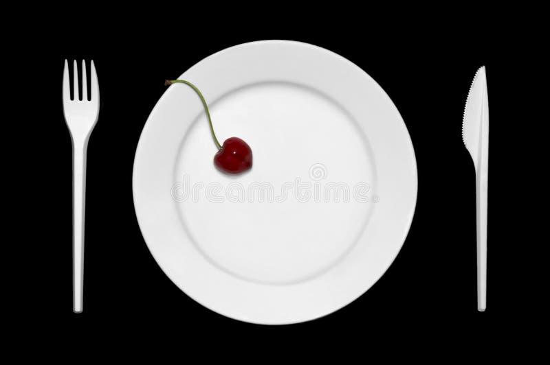 Comida de la dieta foto de archivo libre de regalías