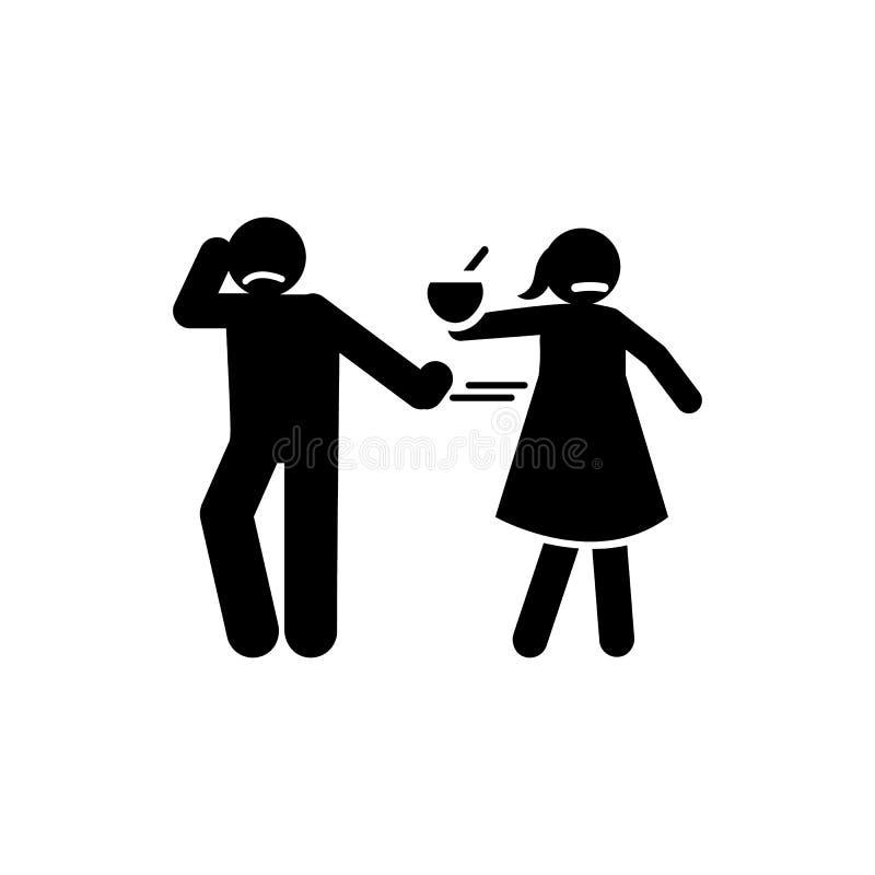Comida, gusto, malo, mujer, icono de la persona Elemento del icono negativo de los rasgos de car?cter Icono superior del dise?o g libre illustration