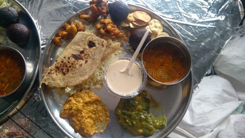 Comida india fotos de archivo libres de regalías