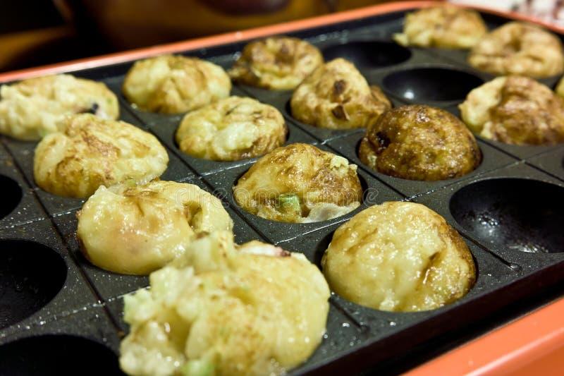 Download TAKOYAKI imagem de stock. Imagem de japão, cozinhar, homemade - 29827793