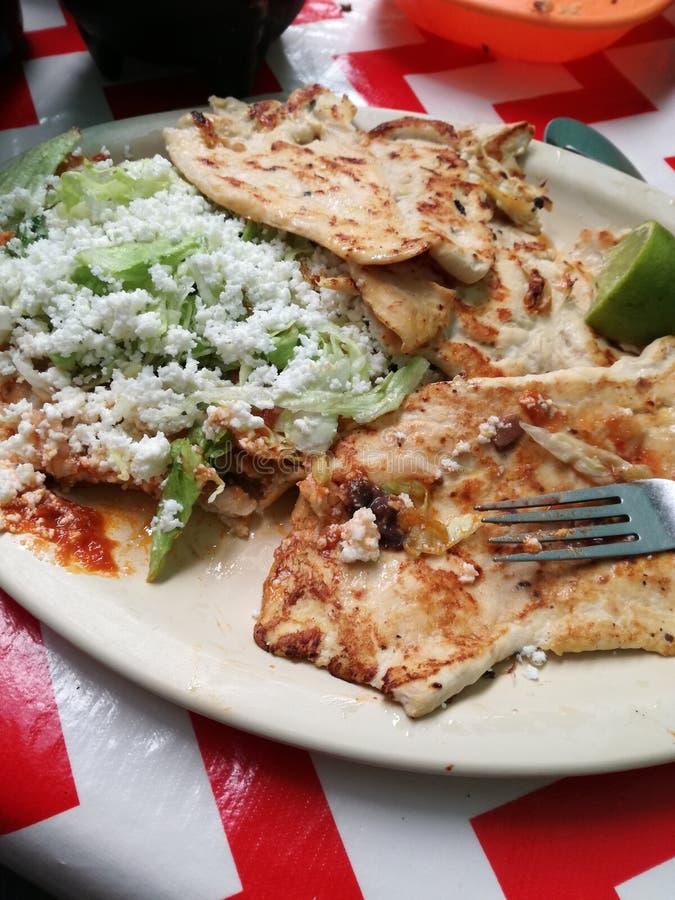 Comida mexicana fotos de archivo