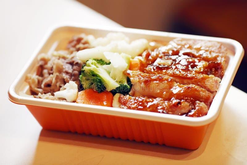 Comida rápida china foto de archivo libre de regalías