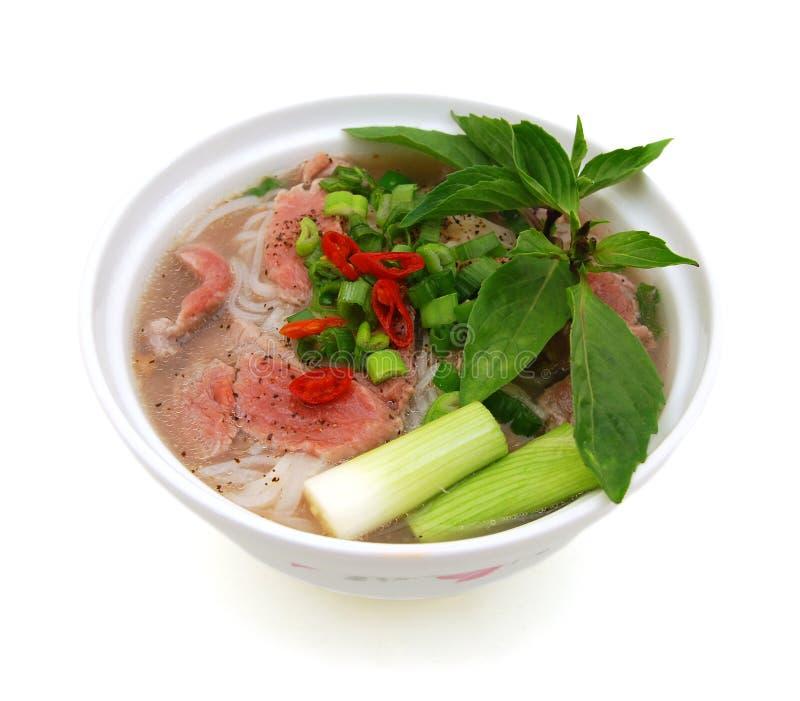 Comida vietnamita fotografía de archivo libre de regalías