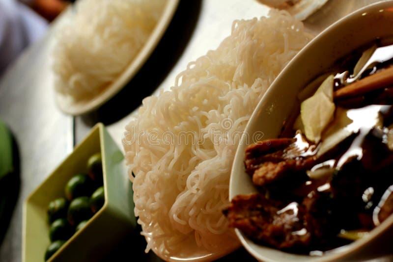Comida Yummy Viet imagem de stock