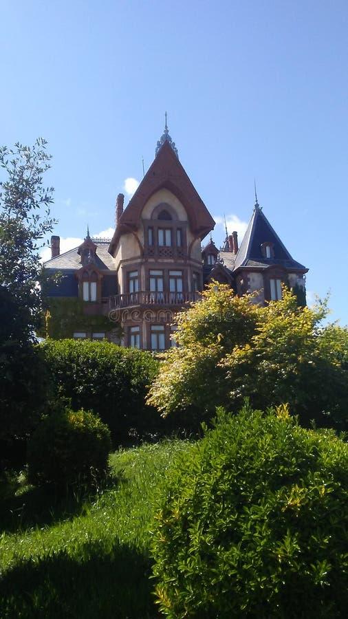 Casa del duque de Almodóvar del Río stock images