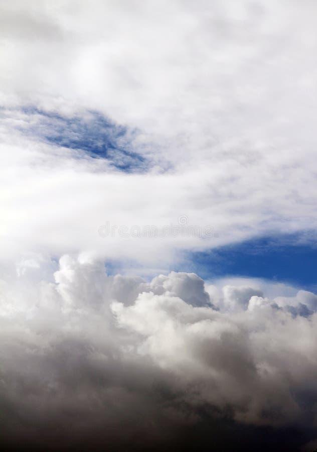 Coming storm cloud stock photos