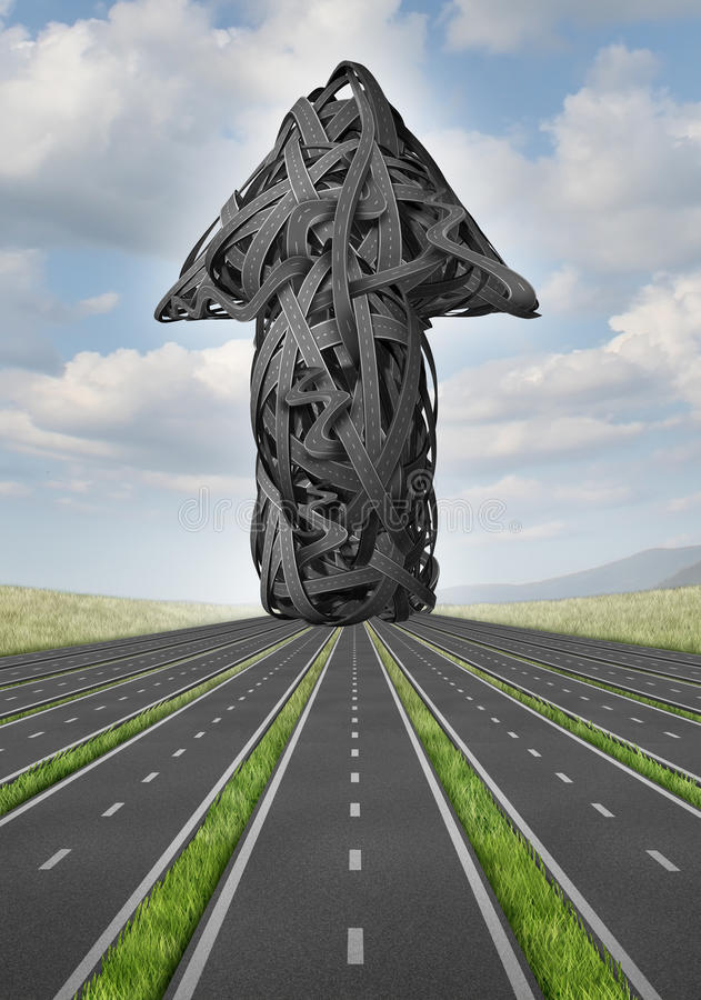 Download Coming Together For Success Stock Illustration - Image: 29076689
