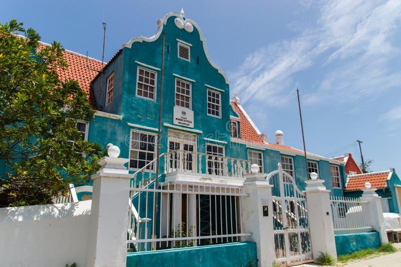 Comisaría de policías Curaçao fotografía de archivo