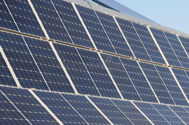 Comitati solari immagini stock libere da diritti