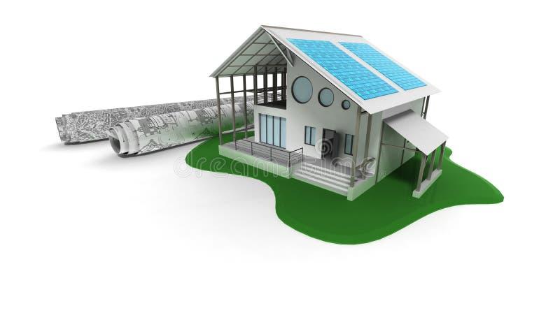 Comitato solare illustrazione vettoriale