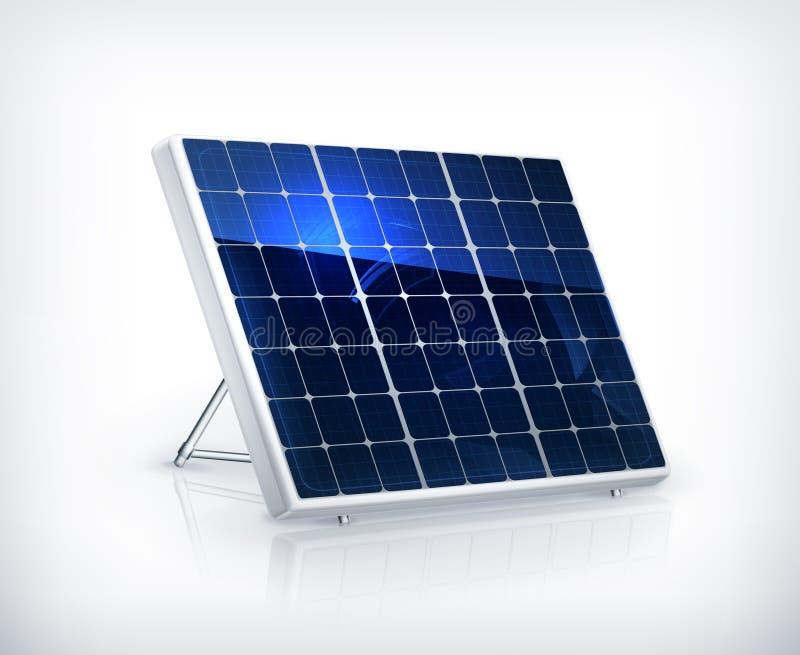 Comitato solare royalty illustrazione gratis