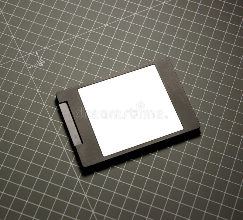 Commande à semi-conducteur rapide moderne de disque transistorisé photo libre de droits