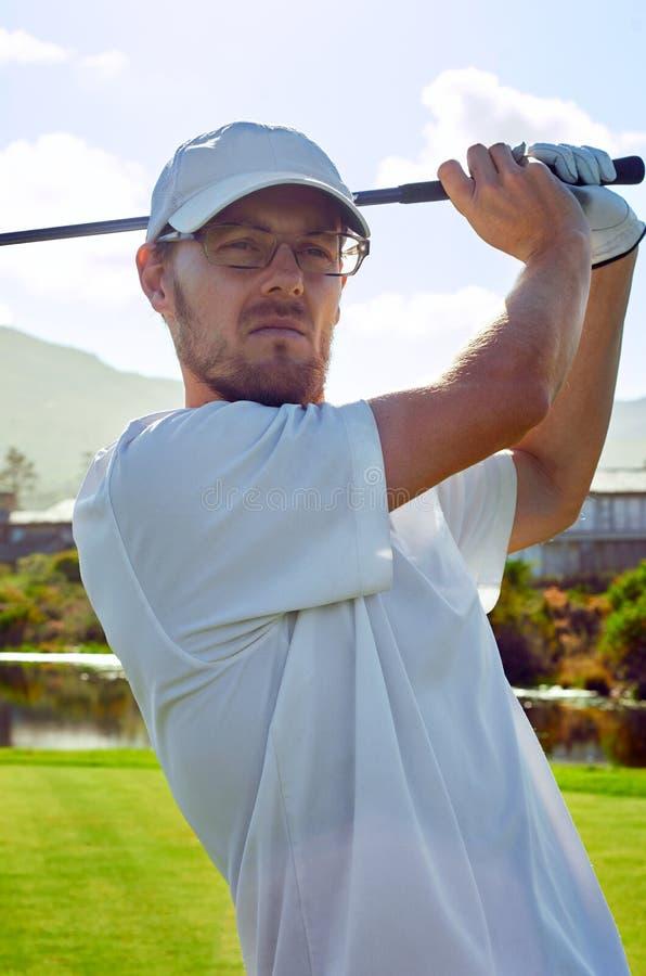 Commande de golf photos libres de droits