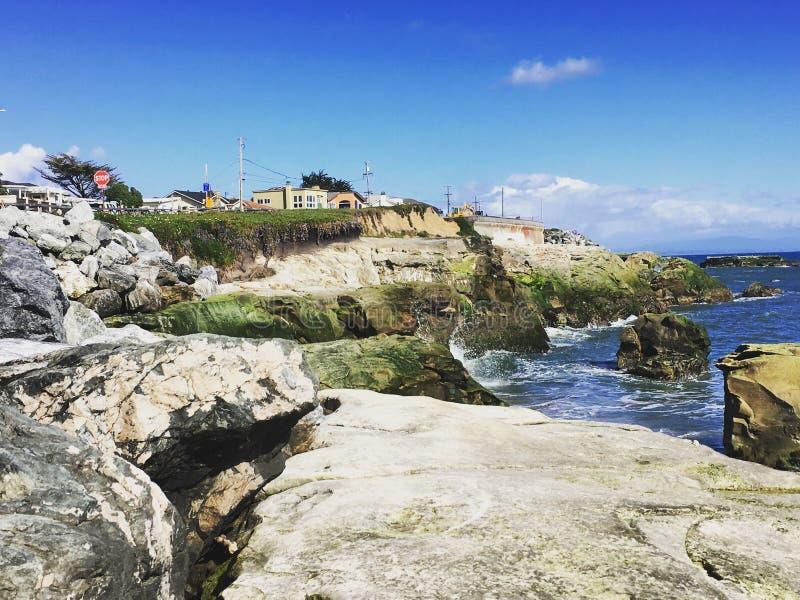 Commande occidentale de falaise photos stock