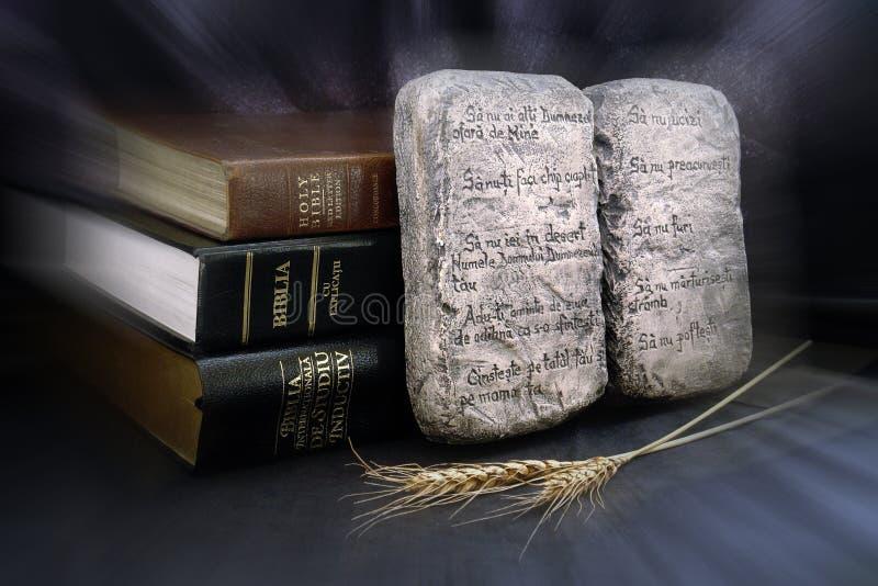 commandments tio arkivbilder