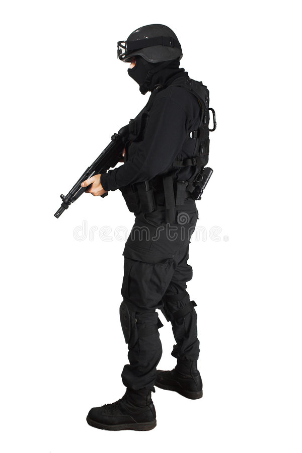 Commando stock photos