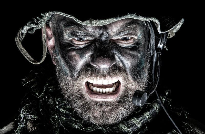 Commando degli Stati Uniti fotografie stock