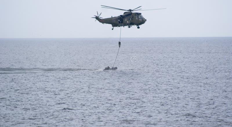 Commando marin royal photos libres de droits