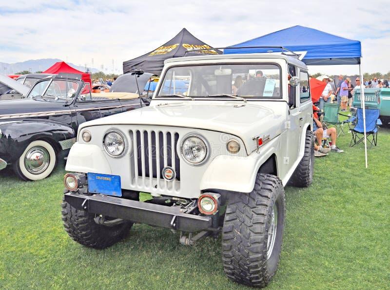 Commando supérieur dur de Jeepster photo libre de droits