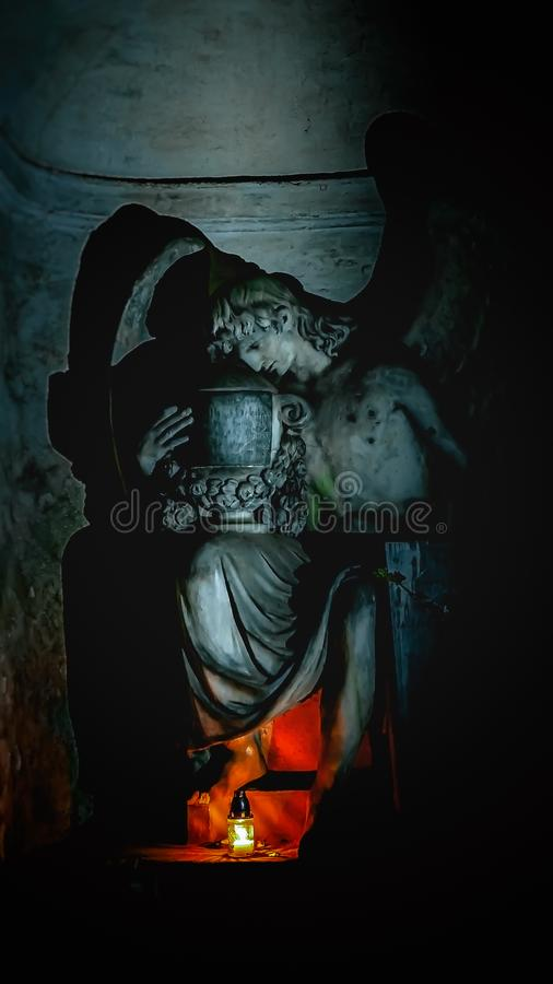 All Souls` Day royalty free stock photo