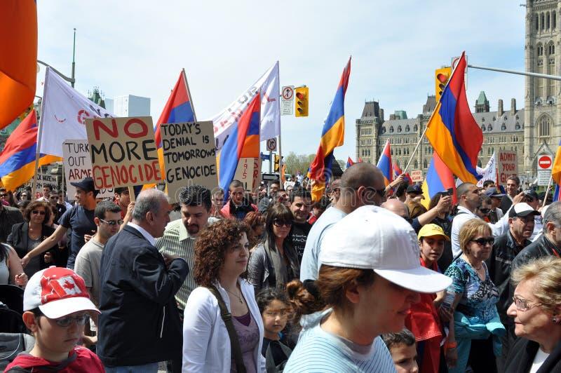 Commemoration of Armenian Genocide