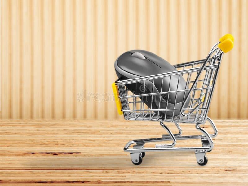 Commerce électronique photos stock