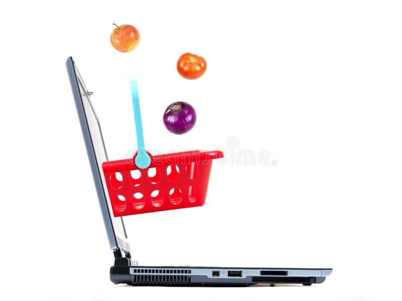 Commerce électronique images libres de droits
