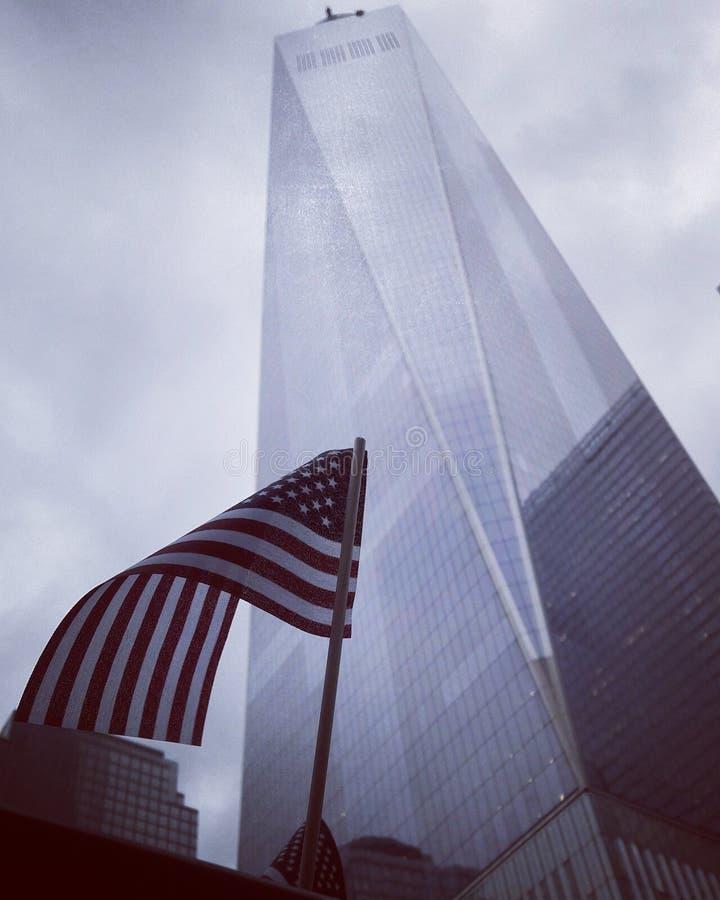 Commerce mondial Memorial Day image stock