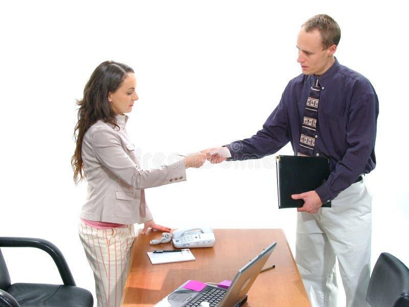 Commerciële Vergadering 10 stock afbeeldingen
