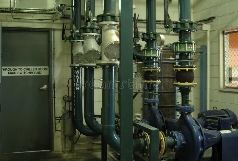 Commerciële waterharder stock afbeelding