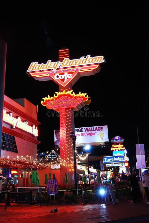 Download Commercial Advertisement, Las Vegas Strip Editorial Image - Image: 13444475