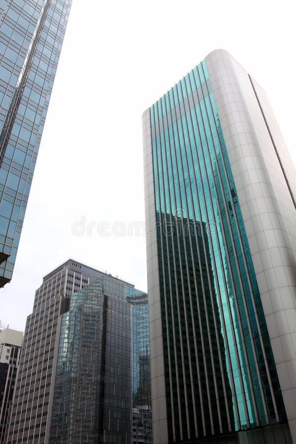 Download Commercial Building stock image. Image of futuristic - 19342455