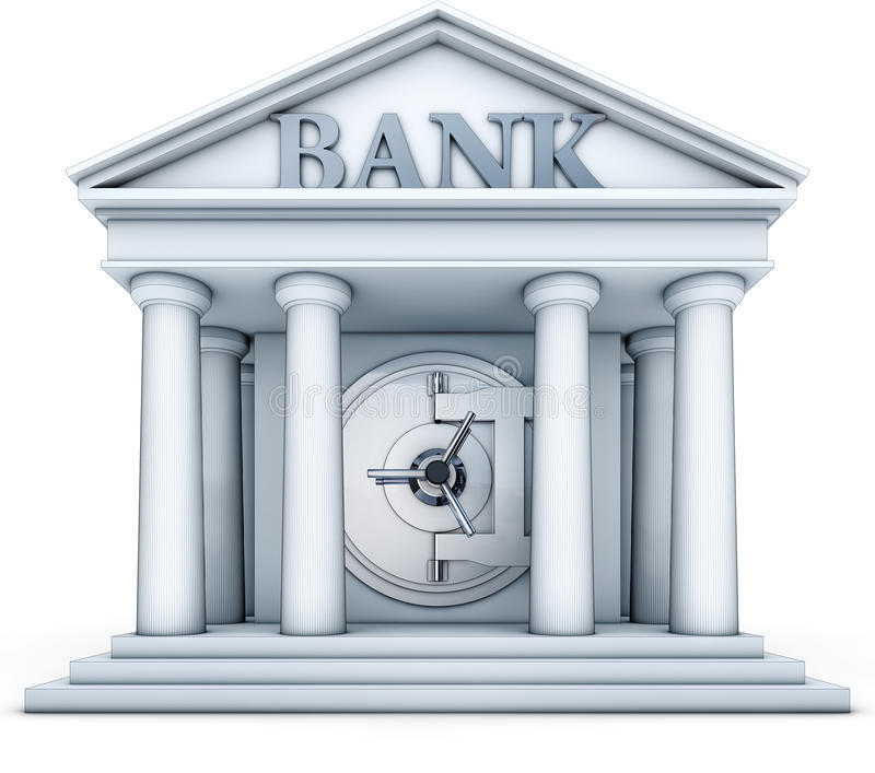 Download Commercial building stock illustration. Image of dollar - 32112414