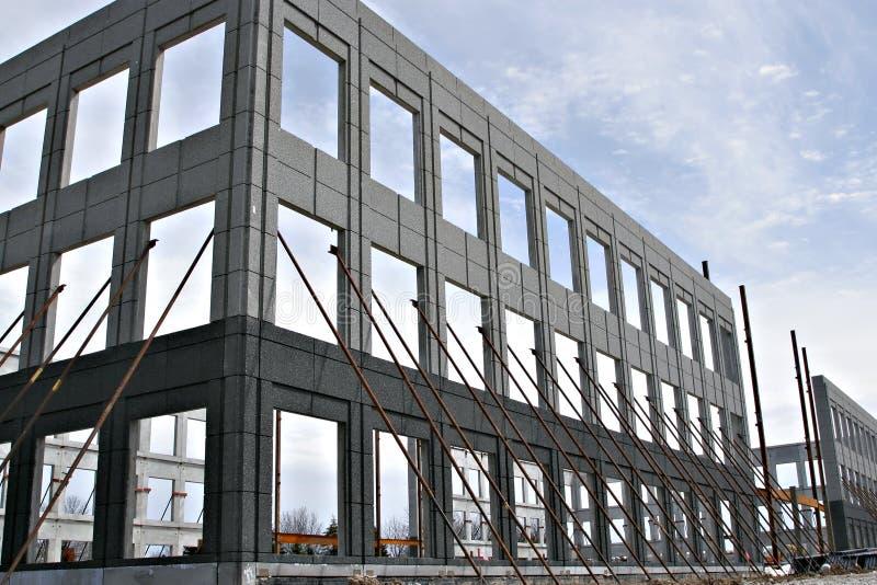 Commercial Construction Site Stock Photos