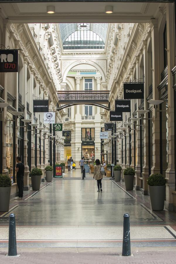 Free Commercial Galleries In The Hague Stock Photography - 173200512